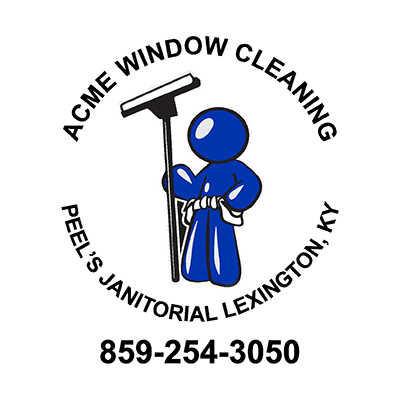 Acme Window Cleaning Logo Transparent 2