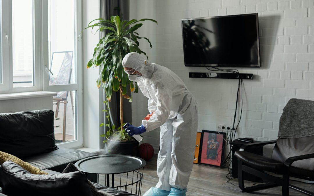 Interior Disinfection